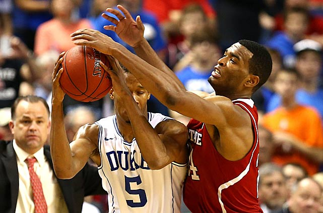Leading Scorer: T.J. Warren (24.9 ppg., pictured) Leading Rebounder: T.J. Warren (7.2 rpg.) Leading Passer: Cat Barber (3.7 apg.) Bad Losses: North Carolina Central, Wake Forest Good Wins: Xavier in Round 1; Syracuse, @Pittsburgh