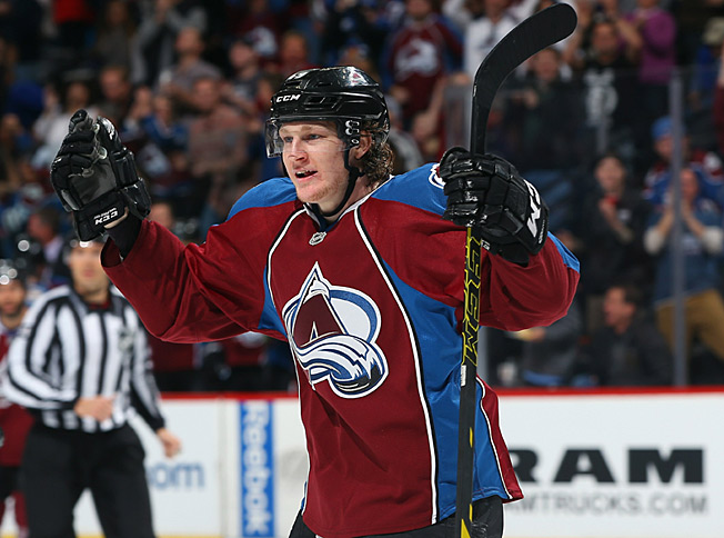 Skating and learning fast, Nathan MacKinnon has become the favorite to win the Calder Trophy.