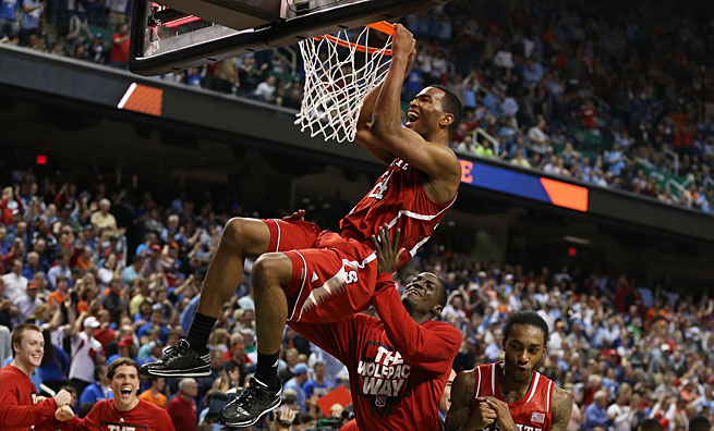 N.C. State was hardly a slam-dunk to reach the NCAAs even with ACC player of the year T.J. Warren, but the Wolfpack got in at the expense of smaller schools.