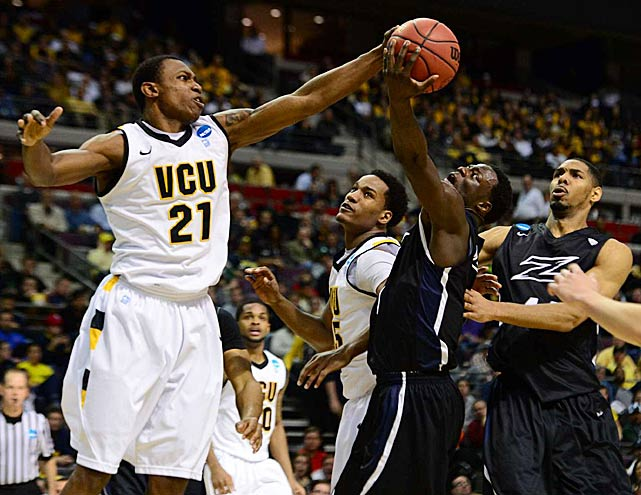Leading Scorer: Treveon Graham (15.7 ppg., pictured) Leading Rebounder: Juvonte Reddic (8.4 rpg.) Leading Passer: Briante Weber (3.8 apg.) Bad Losses: @ Northern Iowa, Good Wins: @ Virginia
