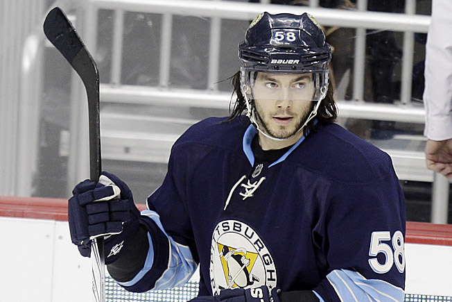 Kris Letang;s stroke is just one of the misfortunes that have befallen the Penguins' blueline corps.