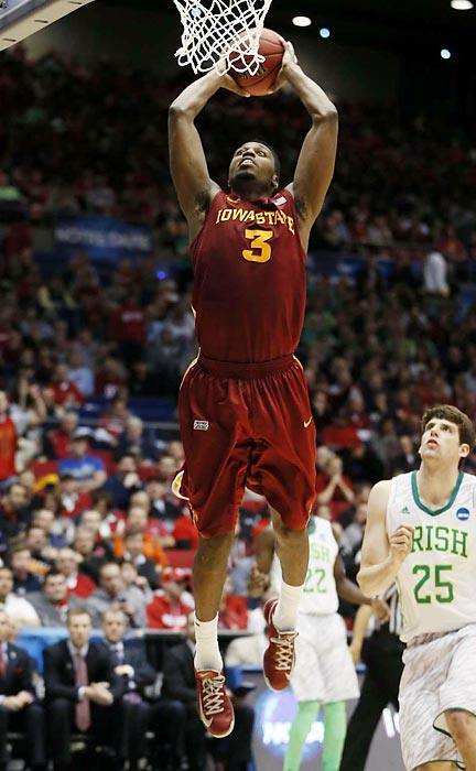 Leading Scorer: Melvin Ejim (18.1 ppg., pictured) Leading Rebounder: Dustin Hogue (8.6 rpg.) Leading Passer: DeAndre Kane (5.8 apg.) Bad Losses: None -- Worst Loss was West Virginia Good Wins: Kansas, Michigan, Oklahoma State (2x)
