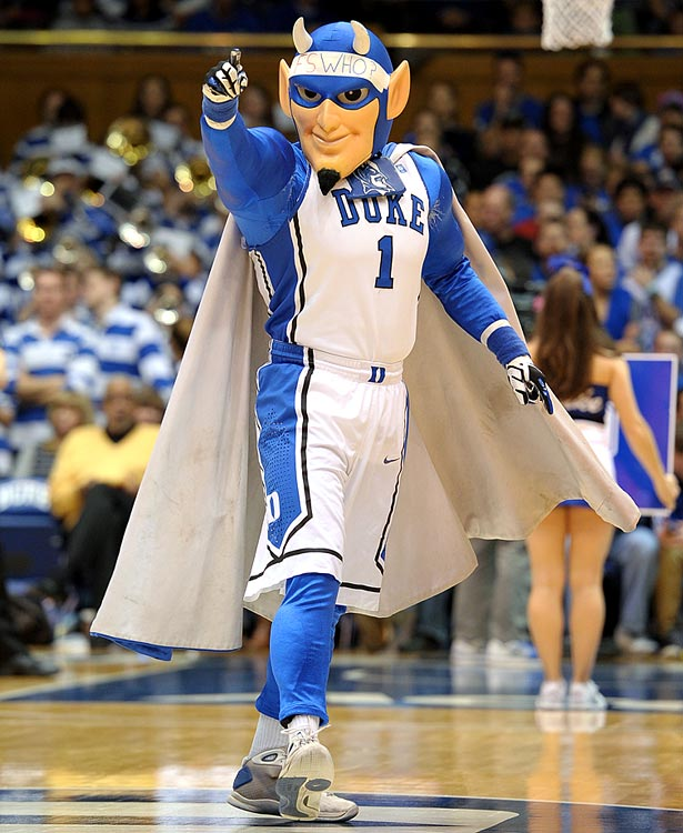 Sure, you either love it or you hate it. But the Blue Devil elicits a response out of everybody with its hand-written tape notes and unbridled enthusiasm.
