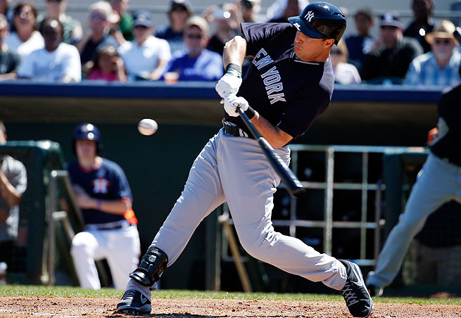 After overcoming a frustrating wrist injury, Mark Teixeira is looking to recapture his prime.