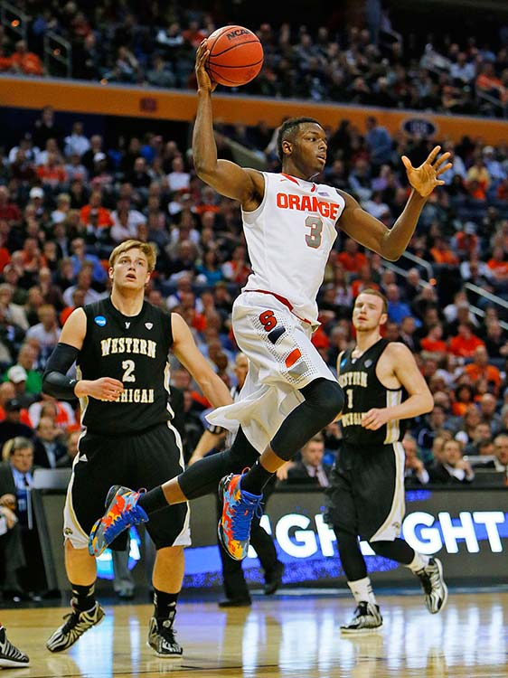Jerami Grant and his teammates have a date with Dayton on Saturday.