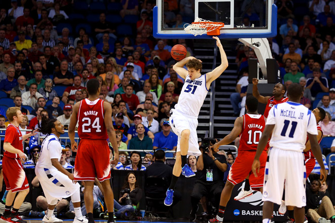 Saint Louis' comeback against N.C. State was one of many exciting highlights of Day 1 of the NCAAs.
