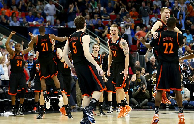 Mercer is a fitting Cinderella after its impressive win over Duke in the Round of 64.