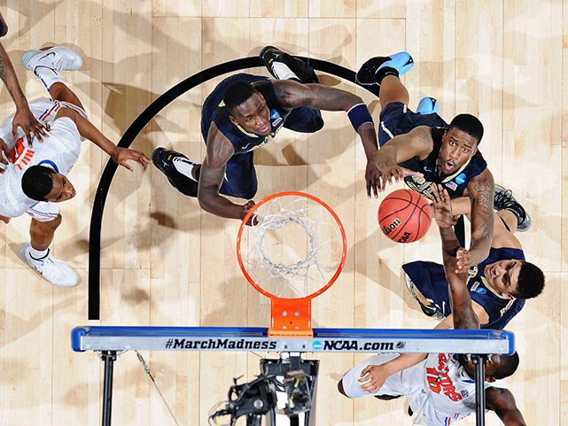 Pitt lost the rebound battle, 34-24, and only made four of its 17 three-point attempts.