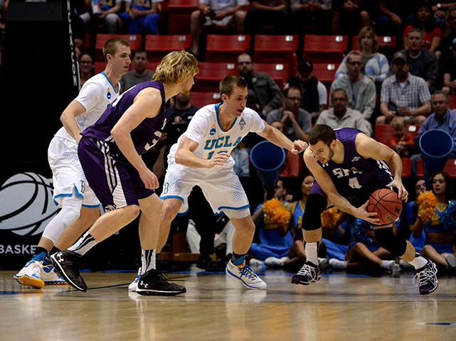 Stephen F. Austin had its 29-game winning streak snapped. The Lumberjacks hadn't lost in exactly four months.