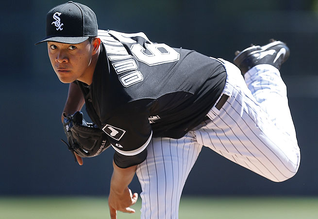 Jose Quintana compiled a 3.51 ERA and 1.22 WHIP in 200 innings last season with the White Sox.