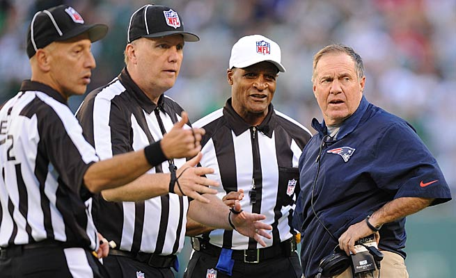 Bill Belichick's proposal that more plays be up for challenge has support among coaches.