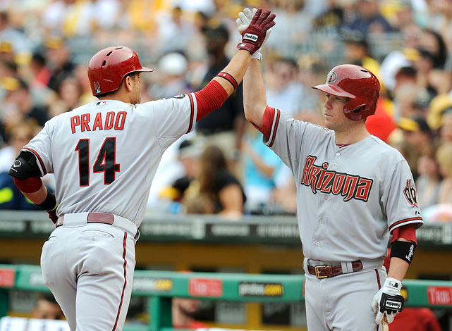 <underline>Highest salaries</underline>: Aaron Hill $11,000,000 Martin Prado $11,000,000