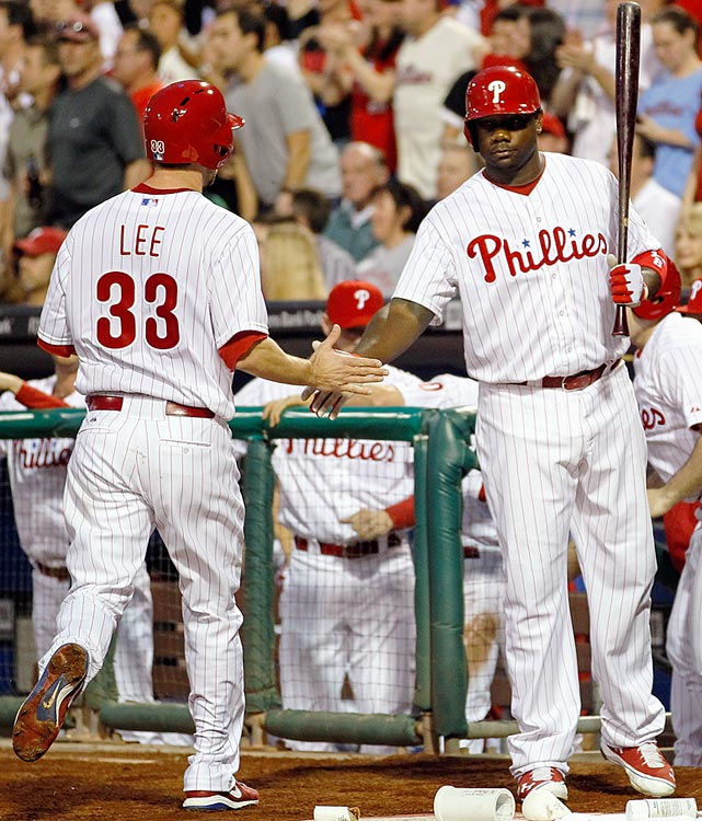 <underline>Highest salaries</underline>: Ryan Howard $25,000,000 Cliff Lee $25,000,000 Cole Hamels $23,500,000 (not pictured)