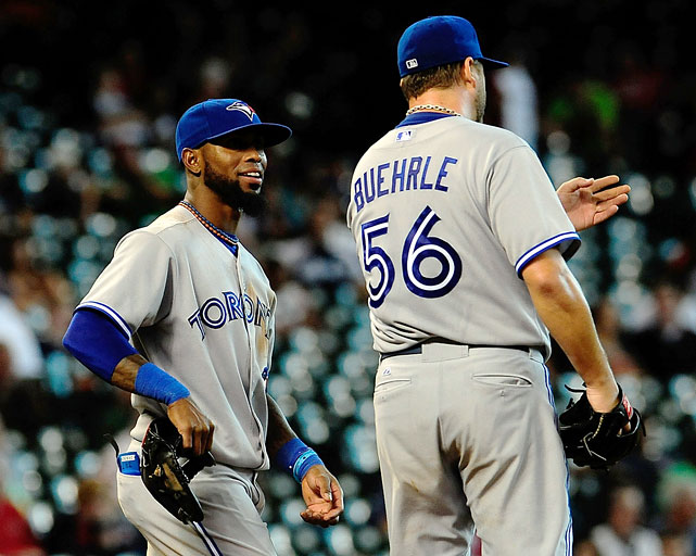 <underline>Highest salaries</underline>: Mark Buehrle $19,000,000 Jose Reyes $16,000,000
