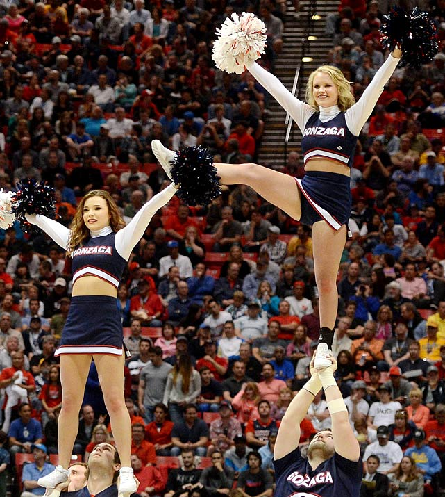 <bold><italics>Gallery: Midwest Region Cheerleaders</italics></bold> <bold><italics>Gallery: South Region Cheerleaders</italics></bold> <bold><italics>Gallery: East Region Cheerleaders scheduled for Thursday afternoon</italics></bold>