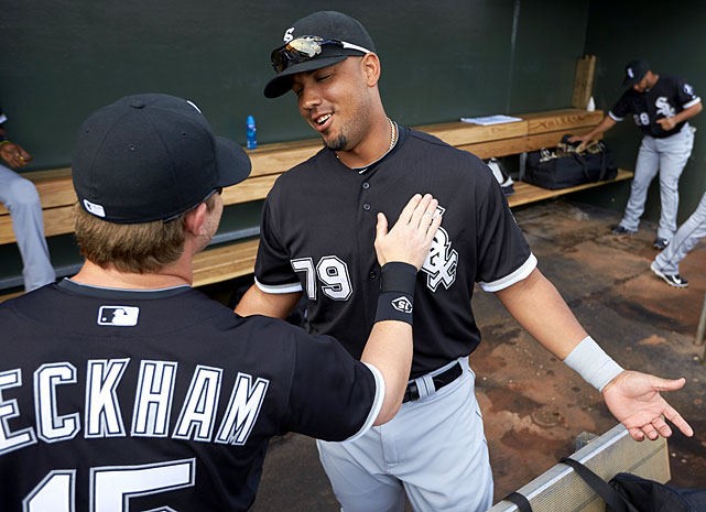 The White Sox lost 99 games last year, and though they made some nice moves in the offseason, it won't be enough to bridge the gap from last place in the division to first overall. Jose Abreu is untested, and the rotation is dangerously weak behind Chris Sale.