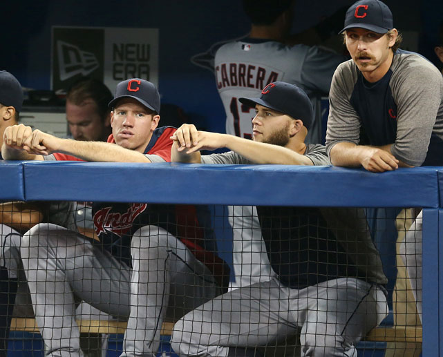 Another rotation with depth issues, despite some promising young arms, to go with a bullpen that will inspire heartburn all across Ohio this season. Kansas City's improvement and Detroit's continued success make the Indians' path to the postseason that much tougher, too.