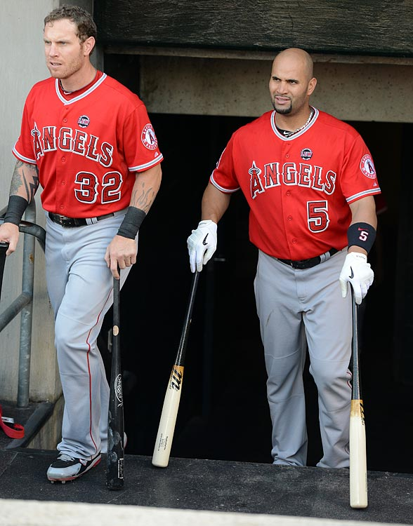 The game's best player is in L.A., but that doesn't make the Angels title favorites. Mike Trout needs more help than what the Angels are offering; specifically, he needs Albert Pujols and Josh Hamilton to rediscover their All-Star selves, not to mention the rotation to develop some options beyond Jered Weaver and C.J. Wilson. An AL West title run? Sure. A World Series run? Don't bet on it.