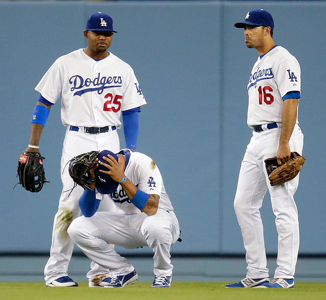 The game's richest team has constructed a roster most franchises would dream to have. But there are problems in the outfield, where Andre Ethier continues to slide and Carl Crawford can't stay healthy and Matt Kemp can't get on the field. Second base is a big question mark, and durability concerns surround the team's best offensive player in Hanley Ramirez. The Clayton Kershaw-Zack Greinke duo is formidable, but they both will need to be Cy Young-caliber to bring the Dodgers their first title since 1988.