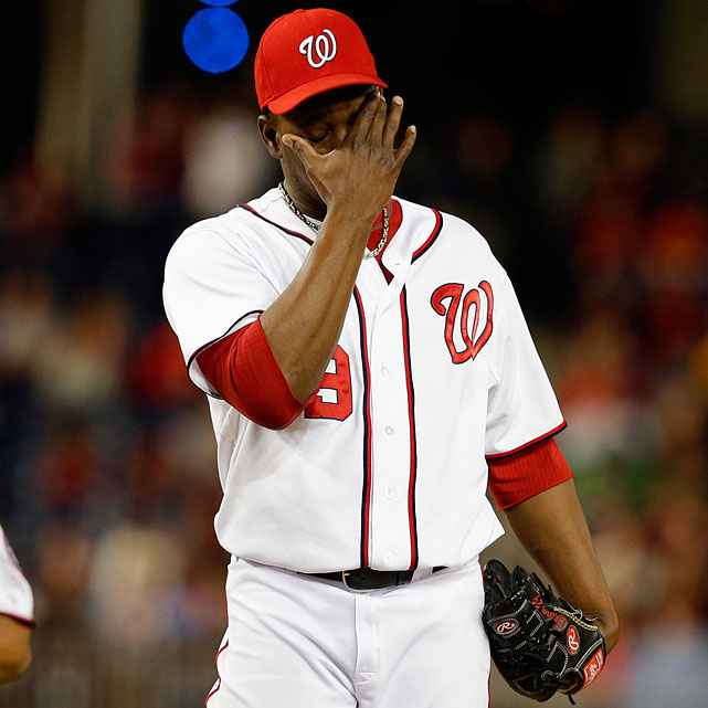 The popular World Series pick in 2013, the Nationals instead slumped to second place in the NL East behind the surprising Braves. You can blame injuries for a lot of that, but Washington still lacks firepower in the lineup beyond Bryce Harper, Jayson Werth, Ryan Zimmerman and Ian Desmond. The rotation is still powerful, but Doug Fister will start the season on the disabled list, and the bullpen is in the hands of a shaky-looking Rafael Soriano. The Nationals will contend in 2014, but the World Series may be a step too far for this roster.