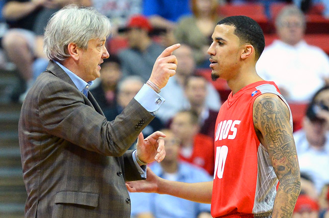 Neal led New Mexico to a 27-7 record this season, including a 15-3 mark in the Mountain West.