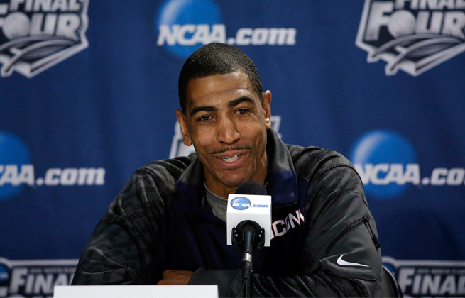 Second-year head coach Kevin Ollie couldn't find stability in the NBA, but he's found it at UConn.
