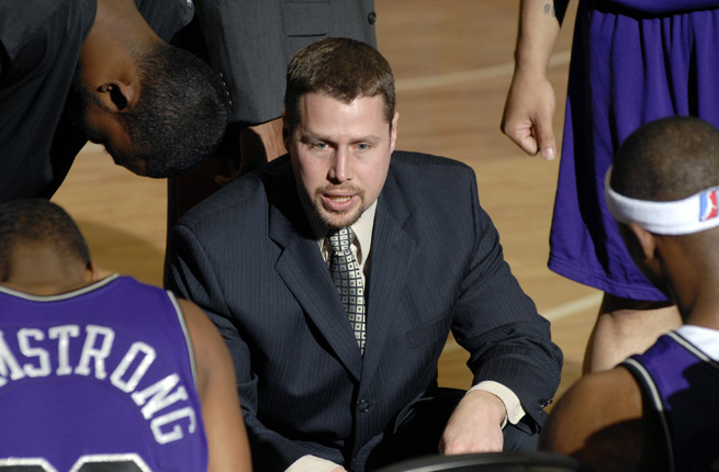Dave Joerger won five titles as a minor league head coach, including a D-League championship in 2007.