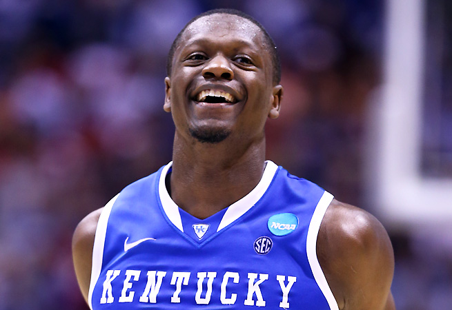 If Kentucky pulls off an upset to win the national championship, Julius Randle will be the reason why -- and the MOP.