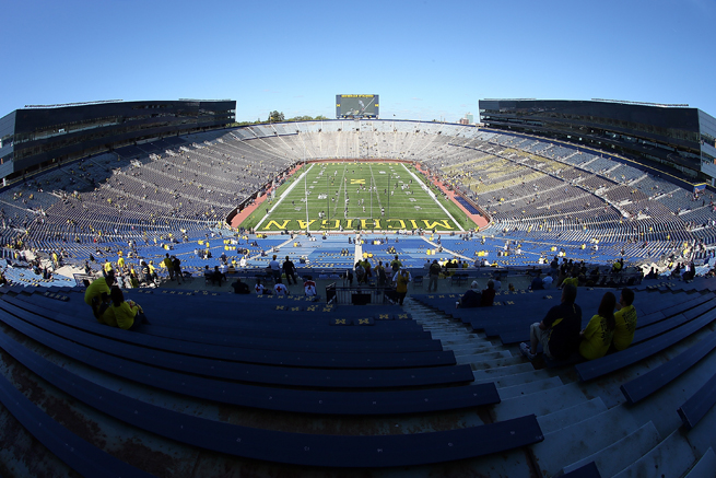 Michigan Stadium will host Manchester United and Real Madrid as part of the International Champions Cup this summer.