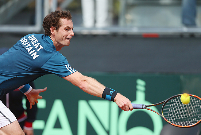 Andy Murray won 6-4, 7-5, 6-3 in more than three hours for a sixth straight victory over Andreas Seppi.