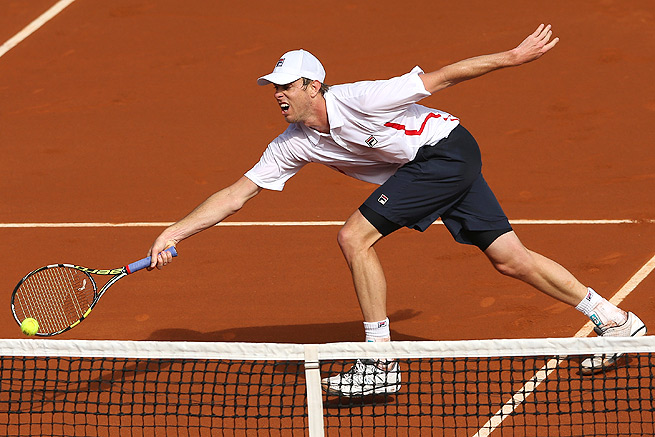 Sam Querrey lost to James Ward and Andy Murray in the first round of the Davis Cup, and the U.S. failed to advance.