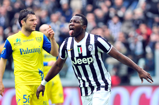 Juventus' versatile Kwadwo Asamoah is a key component of Ghana's star nucleus.