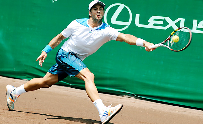 Fernando Verdasco has his sights on a sixth career championship, all coming on clay.