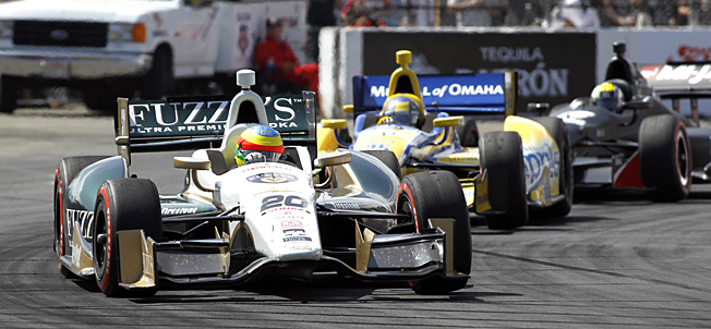 Mike Conway's win in Long Beach made team owner Ed Carpenter look pretty darned smart.