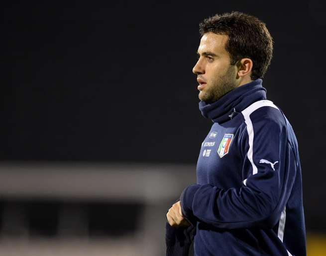 U.S.-born Italy and Fiorentina forward Giuseppe Rossi is on his way back to match fitness after suffering another in a serious of long-term injuries.