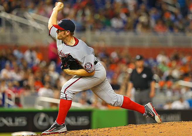 Stephen Strasburg's owners likely weren't expecting such a high ERA to start the season.