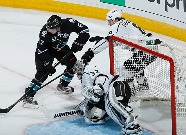 San Jose's success is built on its depth through the middle, but don't overlook the value of the Sharks' flexible corps of wingers. Wingels isn't the flashiest player on the roster, but he brings a versatility that allows him to play any style of game. He's coming off a season in which he scored 16 goals and 38 points, setting him up as a secondary source of offense for San Jose in the playoffs.