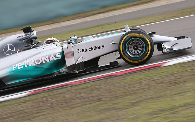 Lewis Hamilton and Mercedes are running away with the Formula One season.