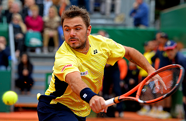 Stanislas Wawrinka will remain the top Swiss player in the world with his win over Roger Federer.
