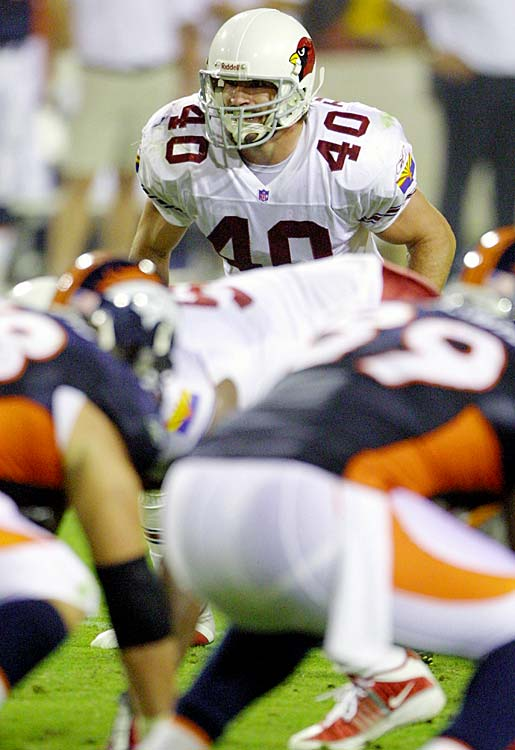 Tillman had three interceptions, 2.5 sacks and 238 tackles in his NFL career.