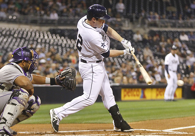 Jedd Gyorko has just three hits since April 14, which is certainly not making fantasy owners happy.