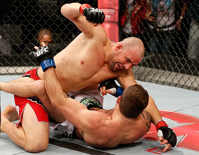 Glover Teixeira has won 20 consecutive bouts and hasn't lost in nine years.