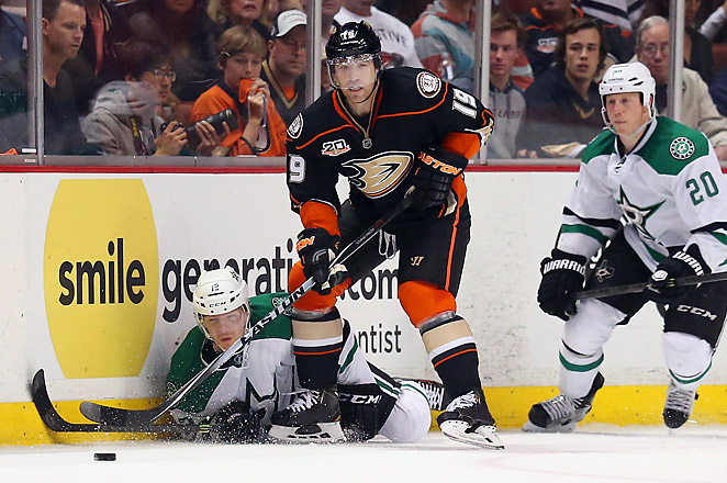Robidas was hurt early in the second period of Game 3 against the Stars when he was undercut by Ryan Garbutt.