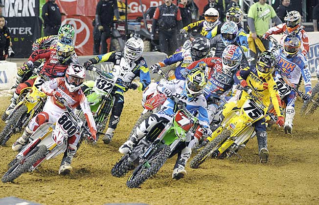 The New York-New Jersey metro area is getting its first Supercross event in more than two decades.