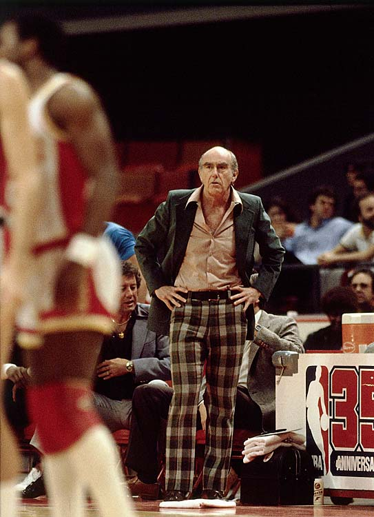 Ramsay served as general manager of the title-winning 1966-67 Sixers.