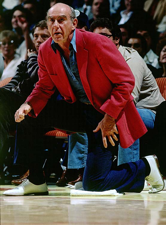When he retired just seven games into the 1988-89 season, Ramsey was second on the all-time wins list for NBA coaches, trailing Red Auerbach.