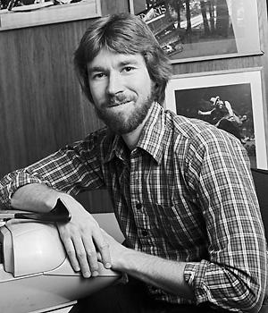 Gary Smith in 1983.