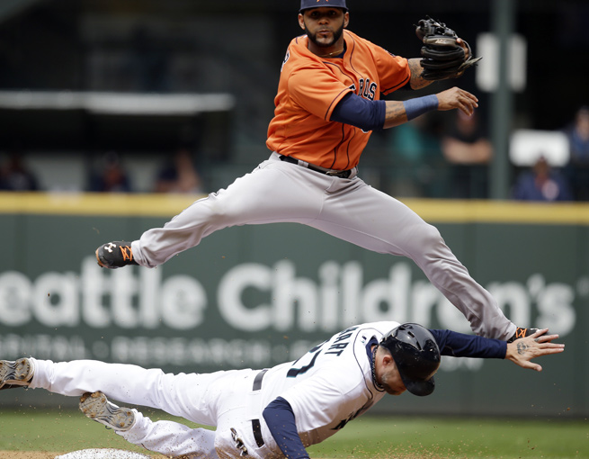 Few MLB teams use defensive shifts as often as Houston, which has benefited from its implementation.