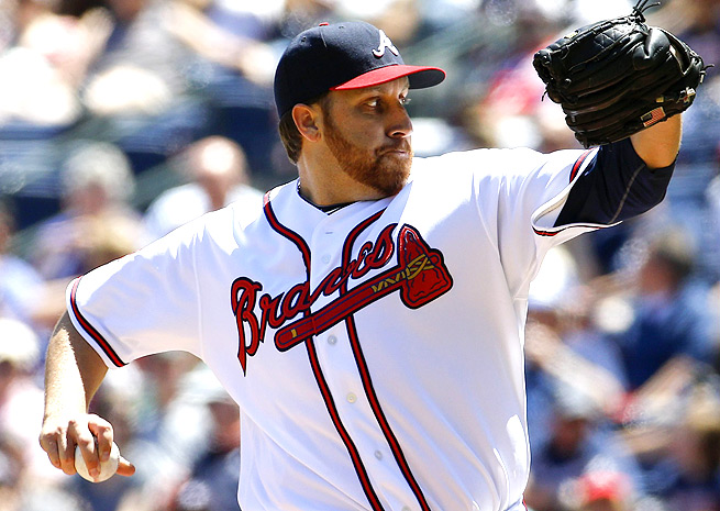 Aaron Harang is having his best season since 2007, when he finished fourth in Cy Young voting.