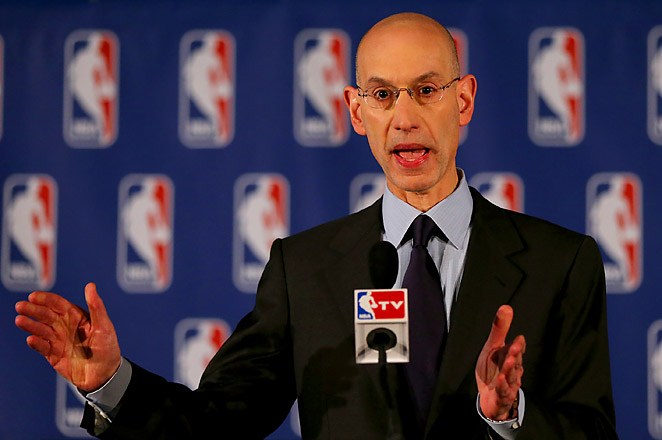 NBA commissioner Adam Silver gave an unprecedented lifetime ban to Clippers owner Donald Sterling.
